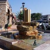 Garden Walk Fountain