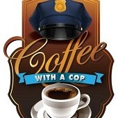 Coffee with Cop Logo
