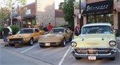 Downtown Lisle Car Show