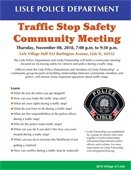 Police Community Meeting