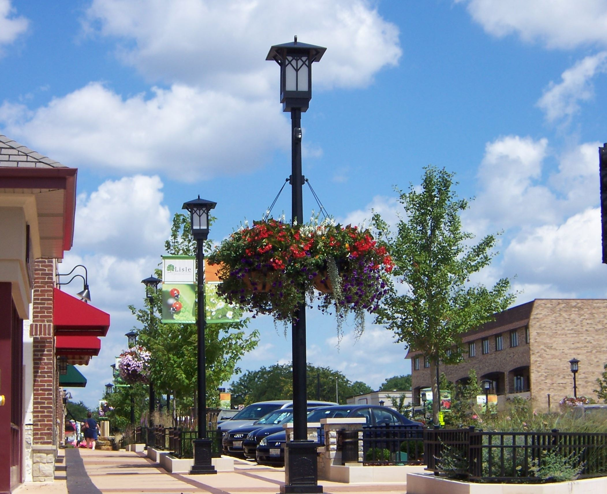 Summer is Downtown Lisle