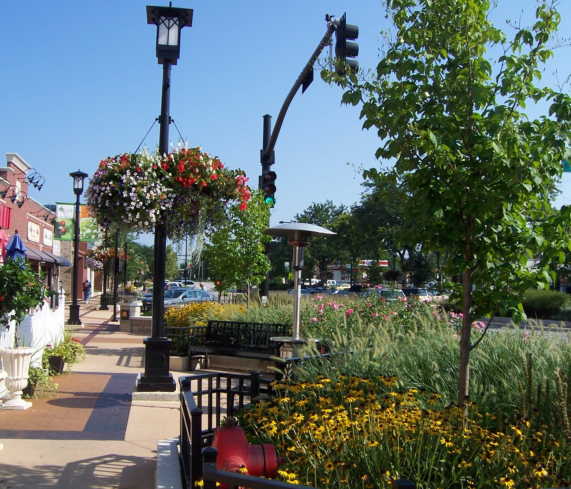 Explore Beautiful Downtown Lisle Lisle Il Official Website